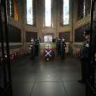 "RAF Sentinels around the Casket<br/><a href=""gallery/battle-of-the-somme-vigil-2016/143/add/#comments""Add comment/a"