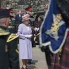 "The Queen receives a Royal Salute<br/><a href=""gallery/royal-visit-3-july-14/93/add/#comments""Add comment/a"