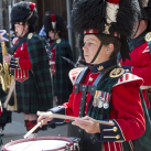 "Drummer of the band of The Royal Regiment of Scotland<br/><a href=""gallery/royal-visit-3-july-14/89/add/#comments""Add comment/a"