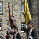 "The Colours of The Highlanders, 4th Battalion The Royal Regiment of Scotland<br/><a href=""gallery/royal-visit-3-july-14/97/add/#comments""Add comment/a"